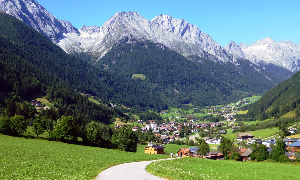 Summer holidays in the mountains in Antholz / South Tyrol