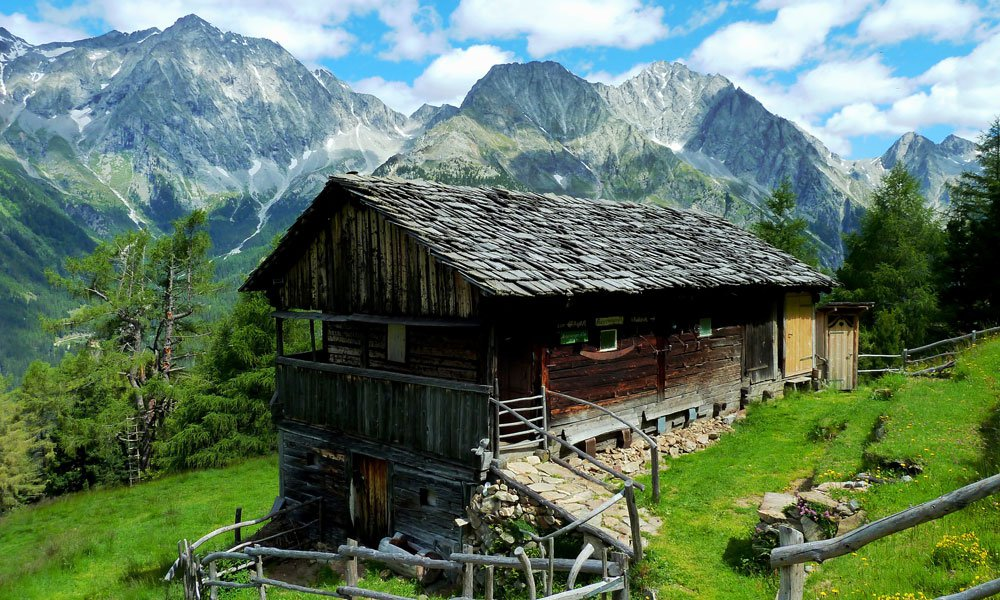 The Anterselva Valley a Dream Tour