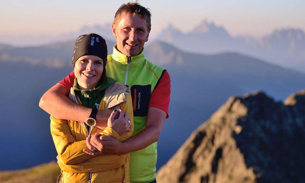 Wir lieben die Berge und wir lieben unsere Heimat