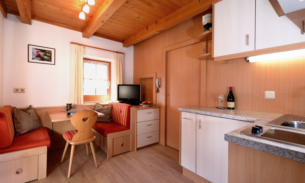 Situated in an ideal position in Anterselva