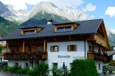 Appartements Metzmuehle Antholz 02