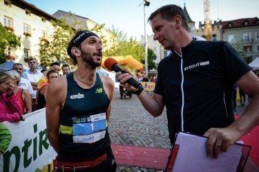Brixen Dolomiten Marathon | Sportmoderator Günther Leitgeb