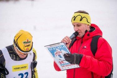 Pustertaler Skimarathon | Sportmoderator Günther Leitgeb 8