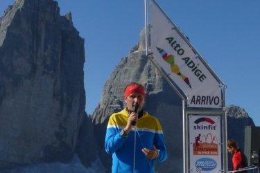 Drei Zinnen Alpine Run | Sportmoderator Günther Leitgeb 9