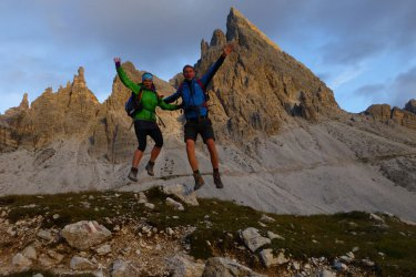 Hiking guide South Tyrol 1