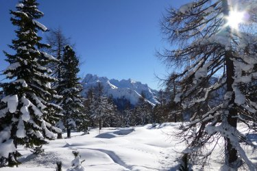 Winter holidays in the Dolomites / South Tyrol 1